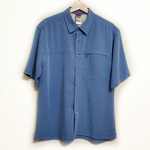 The North Face | Button Up Short Sleeve Shirt